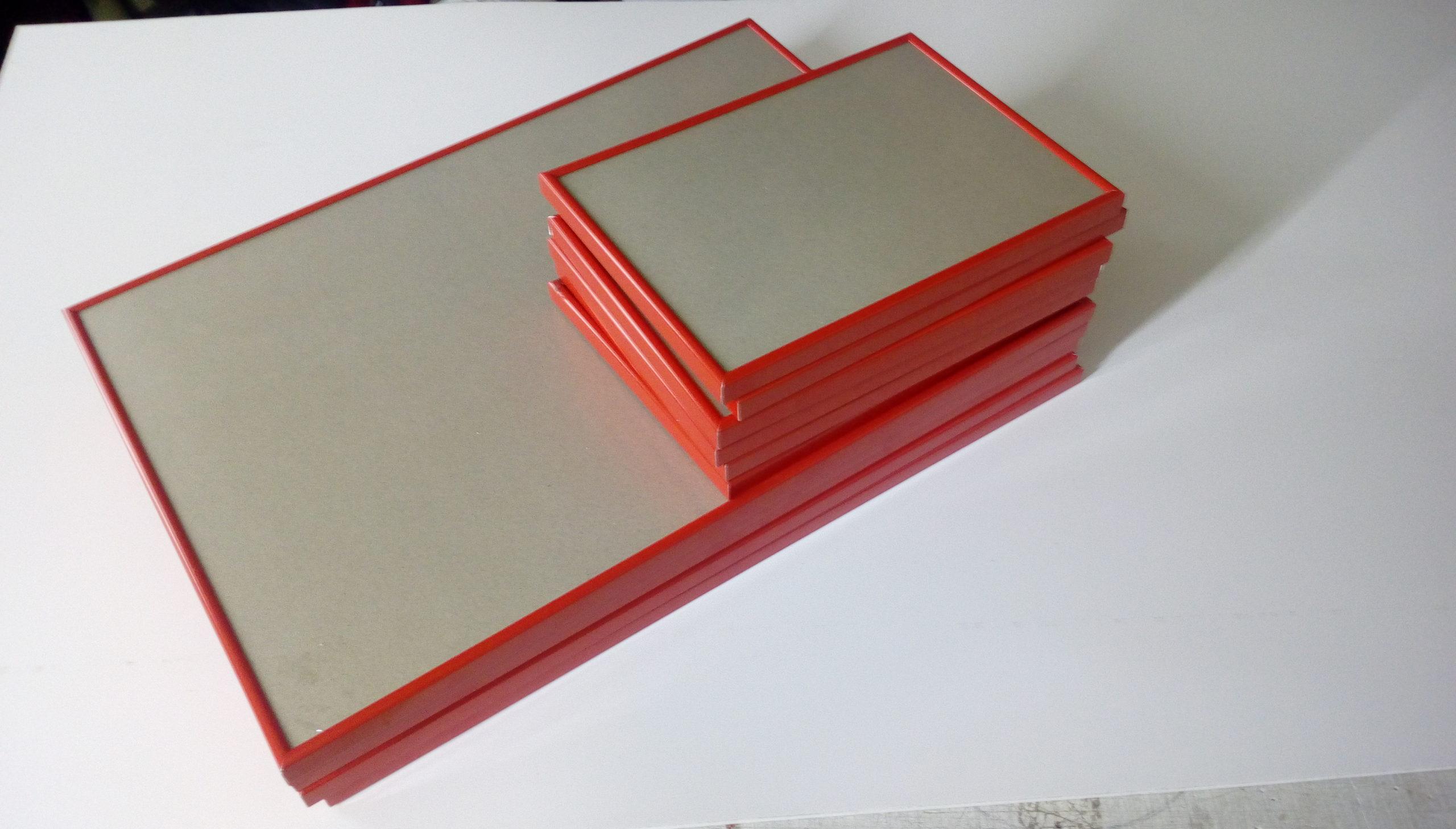 Рамка алюминиевая изготовление на заказ