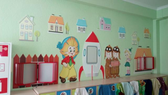 Стенды для детских садов и школ